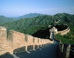 Great Wall of China, China, Oversee