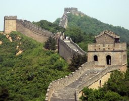 Great Wall of China, China, Watchtowers