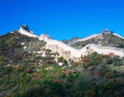 Great Wall of China, China, Tophill
