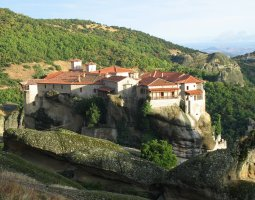 Meteora, Greece, Varlaam Monastery 004
