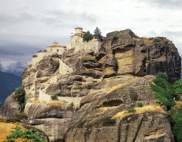 Meteora, Greece, Varlaam Monastery 001