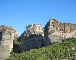 Meteora, Greece, The Great Meteoron 006