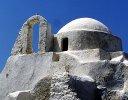 Mykonos, Greece, Architecture (2)