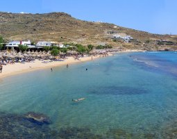 Mykonos, Greece, Paradise Beach 02