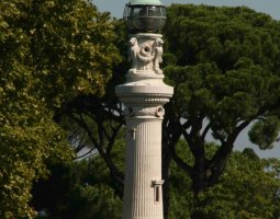 Rome Architecture, Italy, Lighthouse on Janiculum