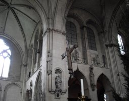 Saint Paulus Dom, Munster, Germany, Inside view