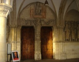 Saint Paulus Dom, Munster, Germany, Inner vestibule of heaven