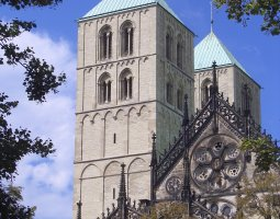 Saint Paulus Dom, Munster, Germany, Tower view
