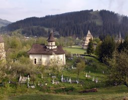 Sucevita Monastery, Romania, Church of the Resurrection