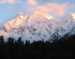 Tallest Mountains, Nanga Parbat, Pakistan, Peak view