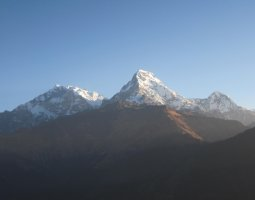 Tallest Mountains, Annapurna, Nepal, Himalaya, Panorama