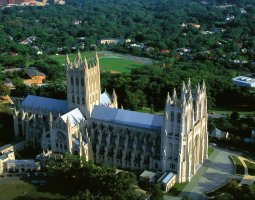National Cathedral, Washington, U.S.A., Panorama