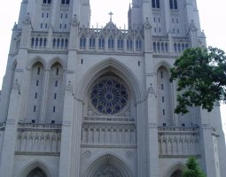 National Cathedral, Washington, U.S.A., Entrance