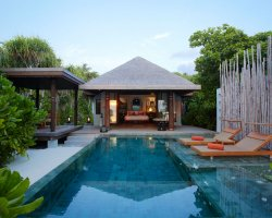 Fairy Tale Holiday, Maldives, Anantara Kihavah, Pool Overview