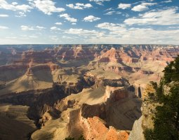 Grand Canyon, U.S.A, Panorama