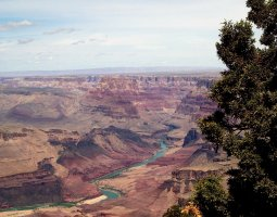 Grand Canyon, U.S.A, River crossing