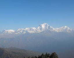 Tallest Mountains, K2, Dhaulagiri, Panorama far view